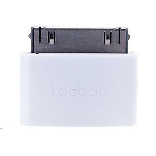 Cùng Mua - Dau chuyen Yoobao tu cong MicroUSB sang iPhone 3/4