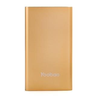 Cùng Mua - Pin sac du phong Yoobao PL5 dung luong 5000mAh - gold
