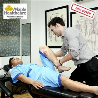 Cùng Mua - Tri lieu than kinh cot song tai Maple Healthcare