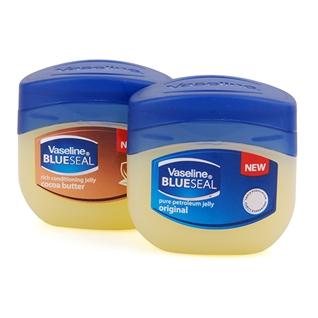Cùng Mua - Combo 2 Sap duong am Vaseline 100% Pure Petroleum Jelly USA