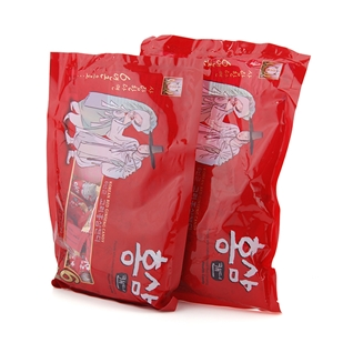 Cùng Mua - Combo 2 keo hong sam Ong Ba Lao 200gr x 2 nhap khau Han Quoc