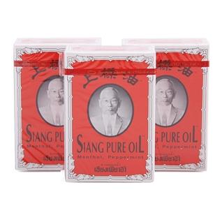 Cùng Mua - Combo 3 lo dau nong Thai Lan Siang Pure Oil 3ml