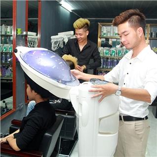 Cùng Mua (off) - 1 trong 5 goi lam toc tai Salon Lovely (tang kem hap duong)