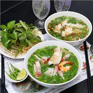 Cùng Mua - 2 banh canh/2 bun tu chon + 2 nuoc ngot - Ngoc Phu Restaurant