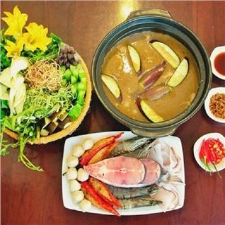 Cùng Mua - Lau Mam Hai San Thap Cam Danh Cho 4 Nguoi Tai NH Ngoc Phu