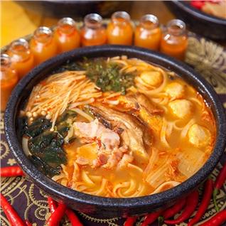 Cùng Mua - Mi cay tuoi lo, theo cap lo khong gioi han - Tra Tien Sen