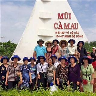 Cùng Mua - Tour Ha Tien - Ca Mau - Bac Lieu - Soc Trang - Can Tho 4N4D