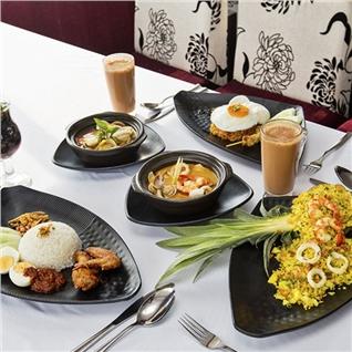 Cùng Mua - Thuong thuc com ngon dac biet chi co tai d'Lions Restaurant