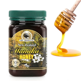 Cùng Mua - Mat ong New Zealand MANUKA HONEY BLEND 30+ (500gr)