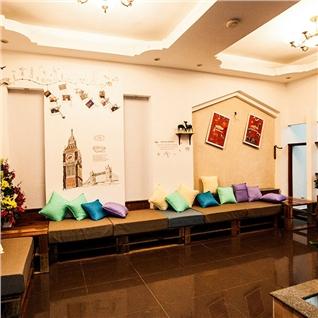 Cùng Mua - Villa Vung Tau Garden - 2N1D -BBQ, luu tru 16 khach- 8 tre em