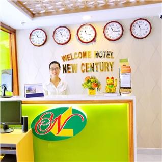 Cùng Mua - Khach san New Century tieu chuan 2 sao gan bien tai Nha Trang
