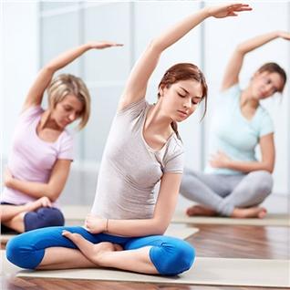 Cùng Mua - Khoa Yoga 1 thang khong gioi han tai Yoga-Suc Khoe va Hanh Phuc