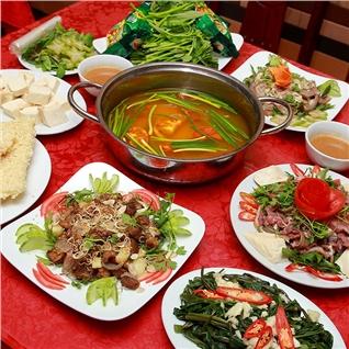 Cùng Mua - Dac san De nui Ninh Binh cho 4 - 5 nguoi - Am Thuc Hung Gia