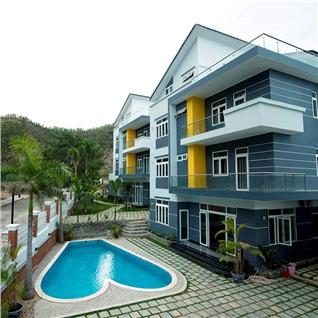 Cùng Mua - Nha Trang Hills Villa nghi duong sang trong 2N1D