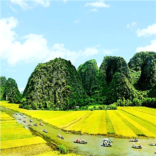 Cùng Mua - Tour Ha Noi – Tam Coc – Ha Long – Sapa 6N5D – Phong Cach Viet