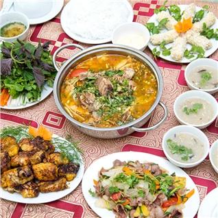 Cùng Mua - Thuong thuc mon ca lang tuoi bat tai be NH Hong Hac(6Nguoi)