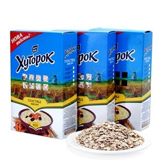 Cùng Mua - Combo 3 hop yen mach an lien Xytopok (400g/ hop) - Ukraina