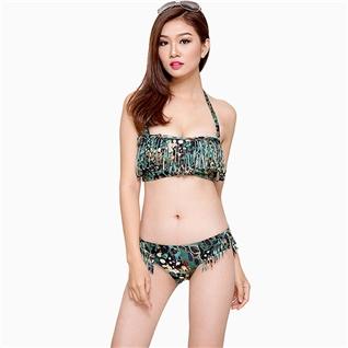 Cùng Mua - Set bikini quan va ao tua rua ran ri sanh dieu