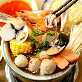 Cùng Mua - Lau My Cay Hai San Mini Tai An Vat Hello Co Hai