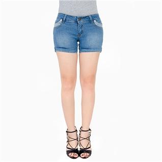 Cùng Mua - Quan short jeans xuat khau VQ18014 cho nu