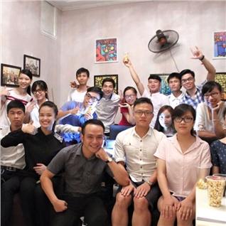 Cùng Mua - Khóa học Anh Van vói 100% giáo vien ban xu tai TCT