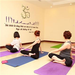 Cùng Mua - 13 buoi Yoga Tre hoa co the, lam dep voc dang tai Moon Yoga