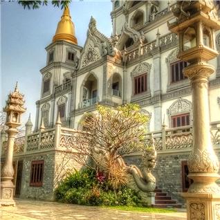Cùng Mua - Tour hanh huong ram thang 7 - thap tu Vung Tau 1 ngay