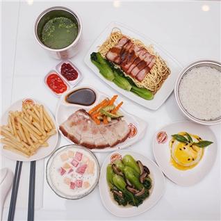 Cùng Mua - Thuong thuc combo khong lo cho 02 nguoi tai Mealtime