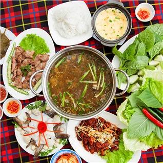 Cùng Mua - Set menu danh cho 3 - 4 nguoi tai Nha hang Hung Phat