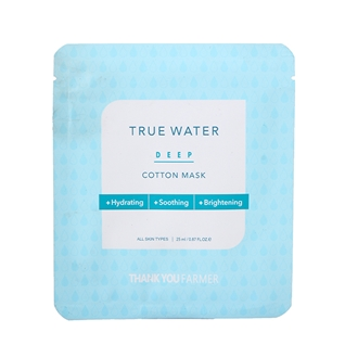 Cùng Mua - Mat na duong am True Water Deep Cotton Mask
