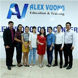 Cùng Mua - Tieng Anh danh cho nguoi mat goc 8 buoi tai Alex Vuong Center