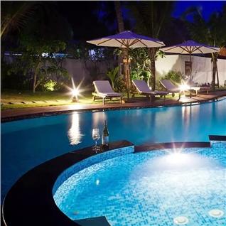 Cùng Mua - Coral Sea Resort chuan 3 sao tai Mui Ne - An sang 2N1D