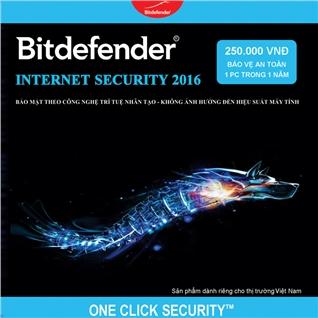 Cùng Mua - Phan mem diet virut Bitdefender Internet Security
