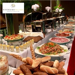 Cùng Mua (off) - Kham pha buffet chay 60 mon phong cach moi - Riverside Palace