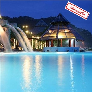 Cùng Mua - Long Hai Beach Resort 4*- An Sang - Be Boi Rong Nhat Vung Tau