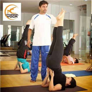 Cùng Mua - The hoc Yoga + cac mon nhay (30 ngay) - Universal Yoga (3 CN)