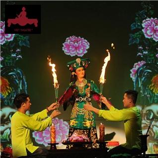 "Cùng Mua - Ve xem Show dien ""Tu Phu"" - Rap Cong Nhan, so 42 Trang Tien"