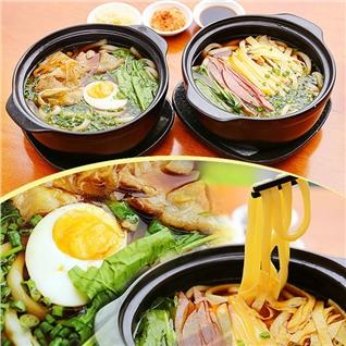 Cùng Mua - Combo 2 mi Udon Nhat Ban/mi cay Han Quoc tai Shinsen Sushi