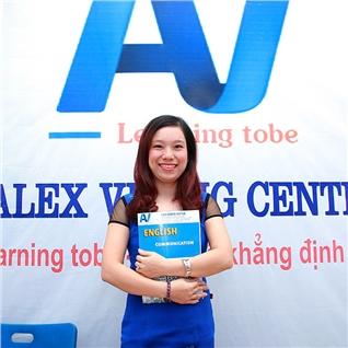 Cùng Mua - Lop hoc phat am Tieng Anh voi Ms Alex Vuong - Alex Vuong C va L