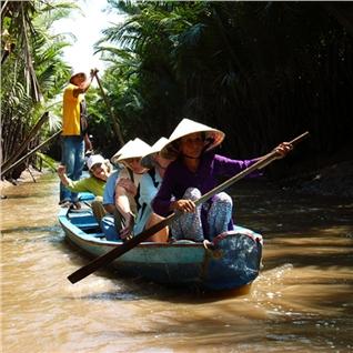 Cùng Mua - Tour kham pha mien Tay - My Tho - Ben Tre 1N1N