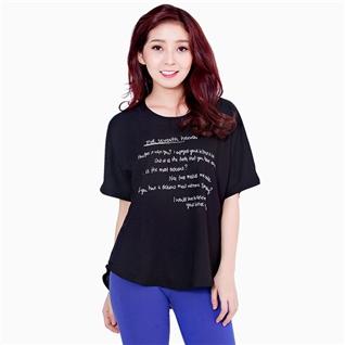 Cùng Mua - Ao blouse cat lua xuat khau mau den
