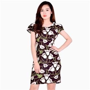 Cùng Mua - Dam om in hoa tulip NT Fashion