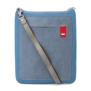 Cùng Mua - Tui deo cheo tablet 7-10 inch chinh hang Crown - Xanh xam