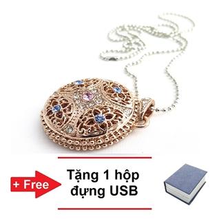 Cùng Mua - USB 8GB 60MB/S hinh hop phan - Bao hanh 12 thang