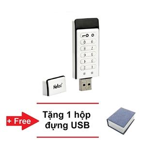 Cùng Mua - USB 32GB bao mat Netac (60/25 MB/S.)
