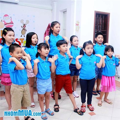 1 trong 3 khóa học kỹ năng sống cho bé - Hi! Language School