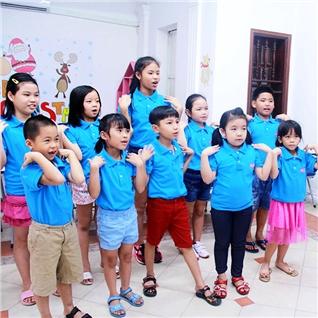 Cùng Mua - 1 trong 3 khoa hoc ky nang song cho be - Hi! Language School