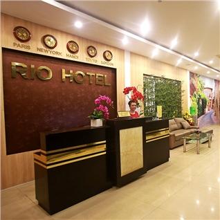 Cùng Mua - Rio Hotel Da Nang 2 sao - Trung tam TP Da Nang, 2 khach 2N1D