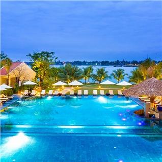 Cùng Mua - Hoi An Silk Marina Resort va Spa Hoi An tieu chuan 4*