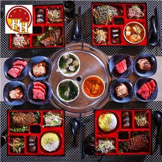Cùng Mua - Thuong thuc combo 1 nguoi tuyet ngon tai Nha Hang Seoul BBQ